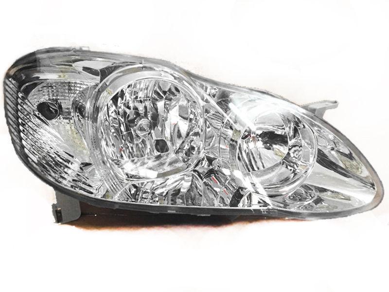 Toyota Corolla DEPO Head Light Xli, Gli, Altis 2004-2008 Image-1