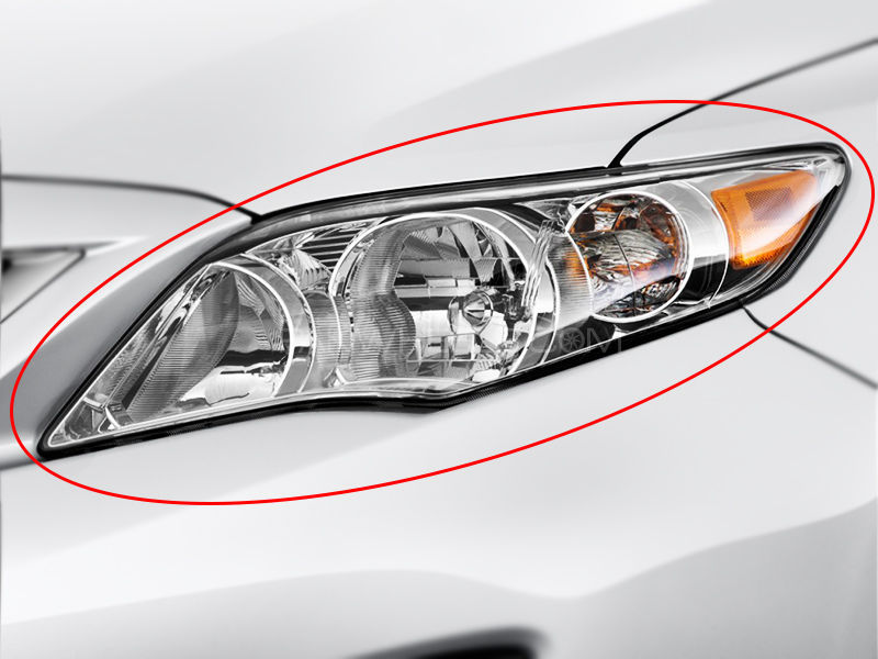 Toyota Corolla Genuine Head Light Xli, Gli, Altis 2008-2014 Image-1