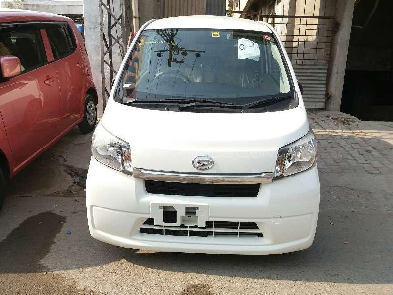 Daihatsu Move X 2013 Image-1