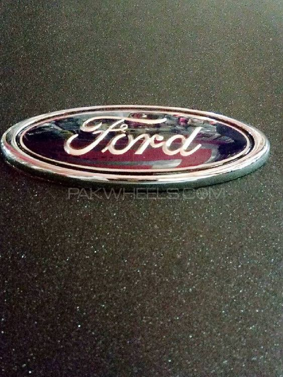 ford logo 4/pc. Image-1
