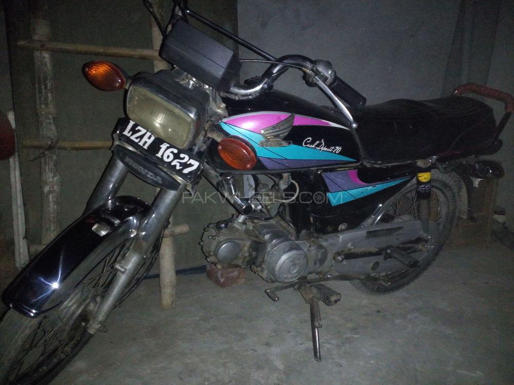 Honda CD 70 2004 Image-1