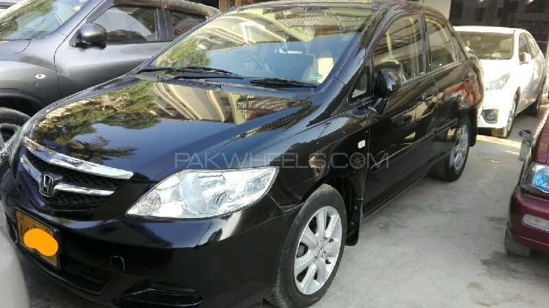 Honda City VTEC Steermatic 2007 Image-1