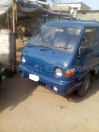 Hyundai Shehzore Pickup H-100 2000 Image-1