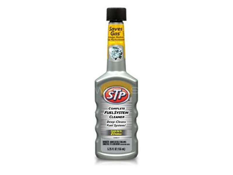 STP Complete Fuel System Cleaner - 155ml Image-1
