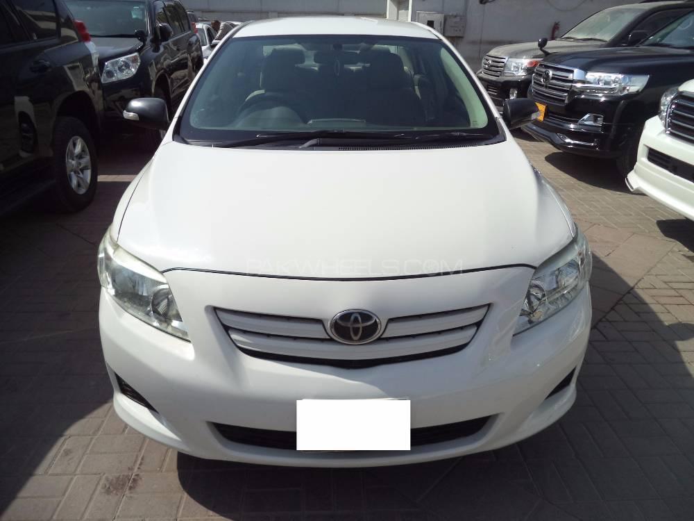 Toyota Corolla 2011 Image-1