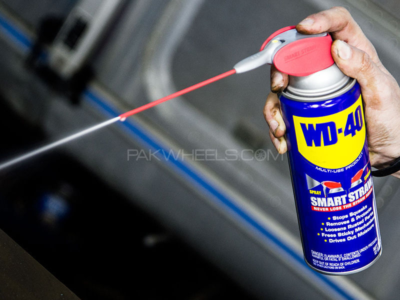 WD40 Smart Straw - 420ml in Lahore
