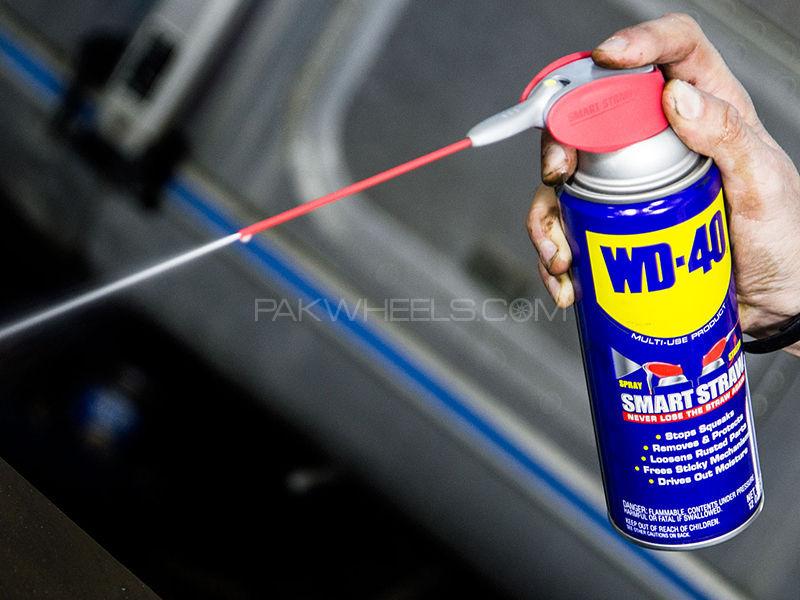 WD40 Smart Straw - 420ml Image-1