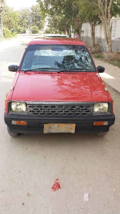 Daihatsu Charade 1984 Image-1