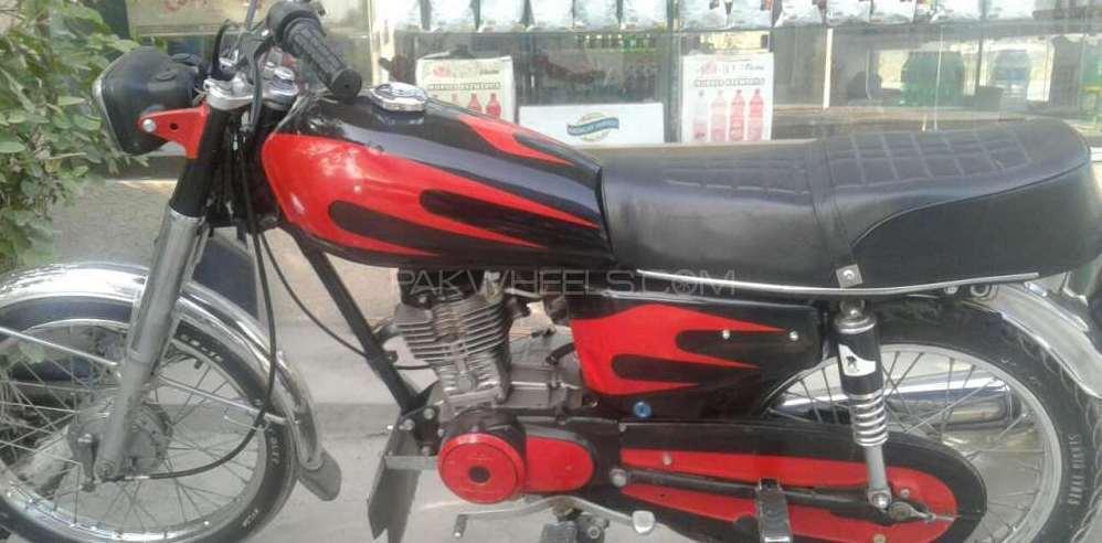 Honda CD-100 1984 Image-1