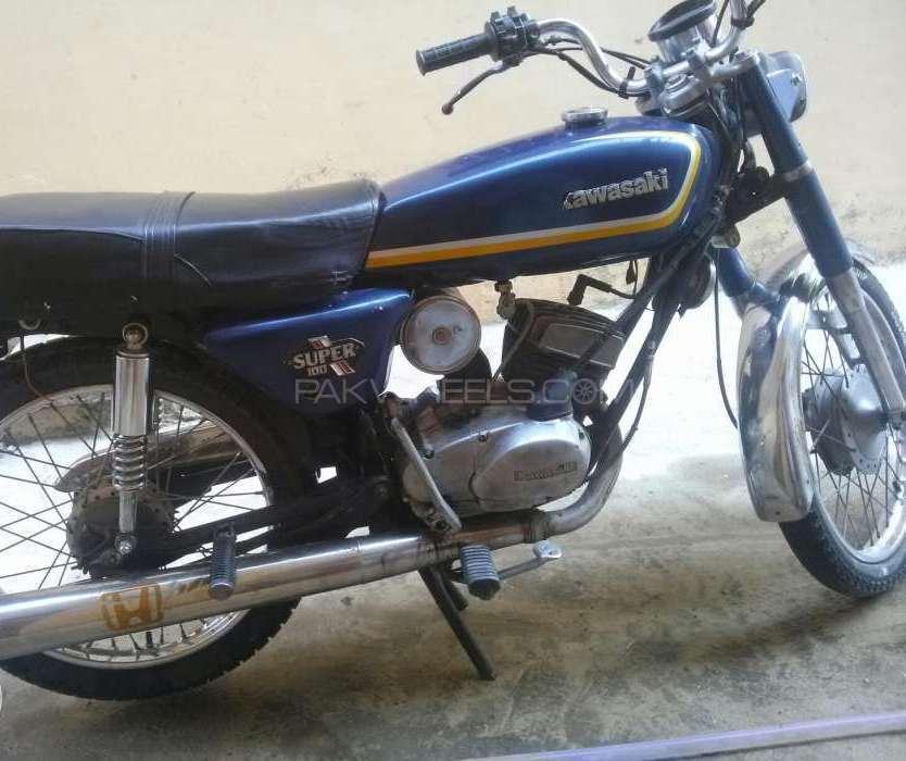 Kawasaki GTO 1981 Image-1