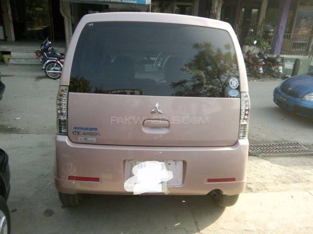 Mitsubishi Ek Wagon GS 2012 Image-1