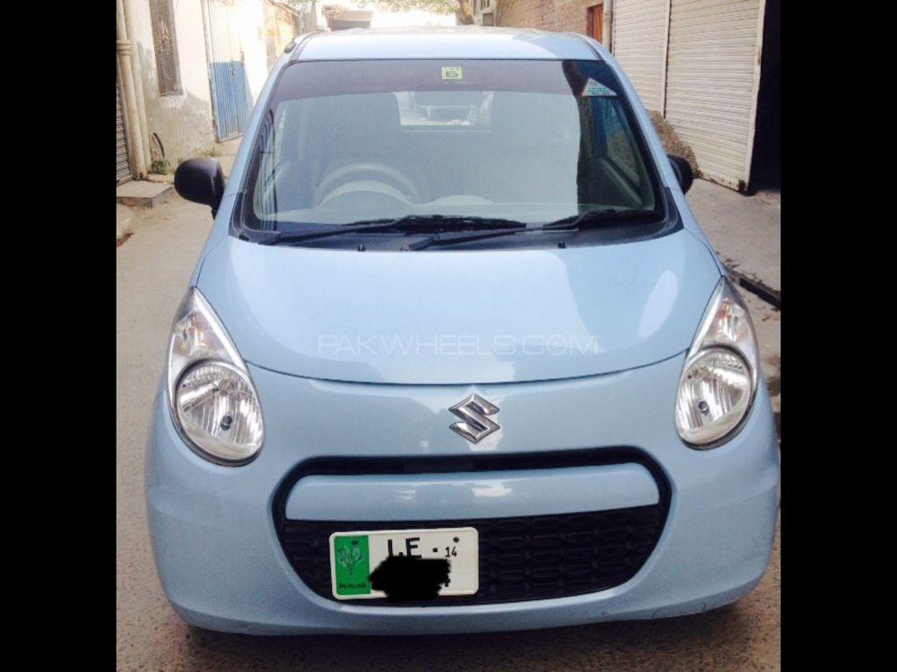 Suzuki Alto Eco ECO-L 2012 Image-1