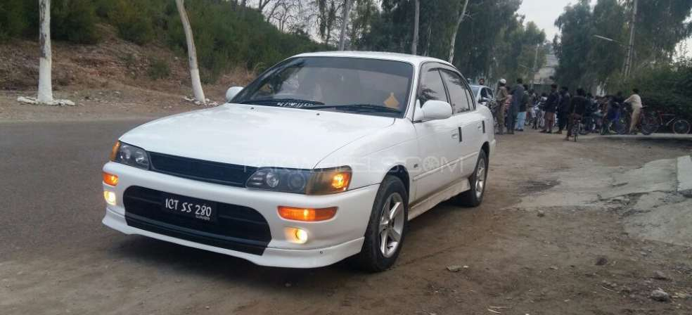 Toyota Corolla LX Limited 1.3 1994 Image-1