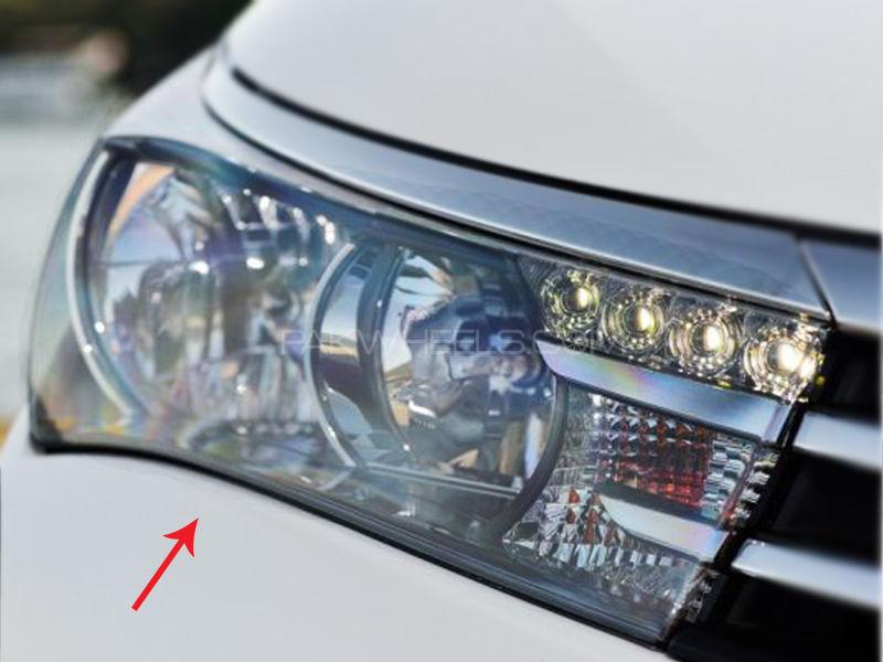 Toyota Corolla TYC Head Light Xli, Gli, Altis 2014-2016 Image-1