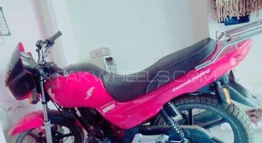 Chinese Bikes 125 2011 Image-1
