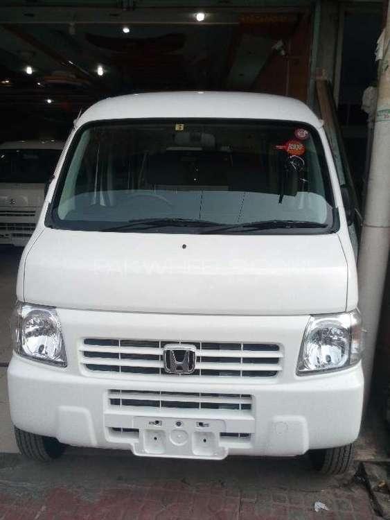Honda Acty Basegrade 2011 Image-1