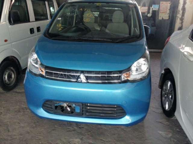 Mitsubishi Ek Sport 2013 Image-1