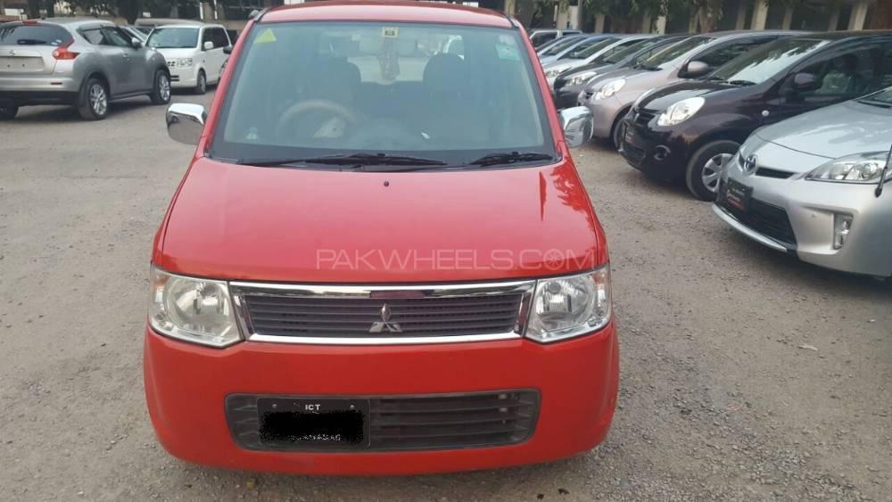 Mitsubishi Ek Wagon 2008 Image-1