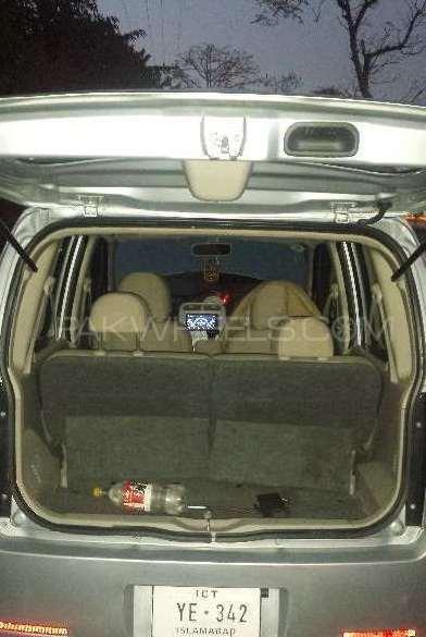 Mitsubishi Ek Wagon GS 2008 Image-1