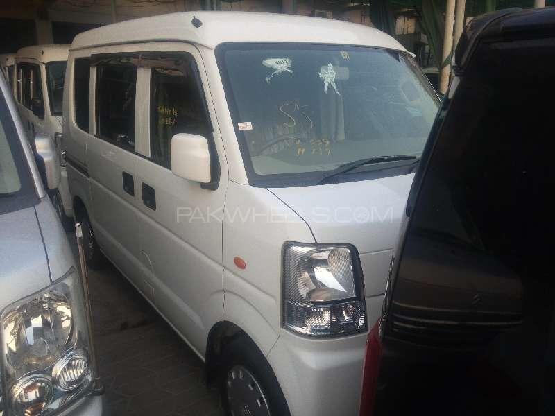 Suzuki Every 2013 Image-1