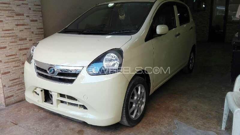 Toyota Passo X 2006 Image-1