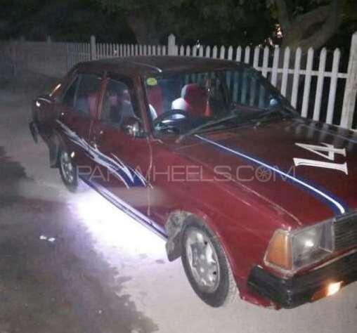 Datsun 120 Y Y 1.2 1982 Image-1