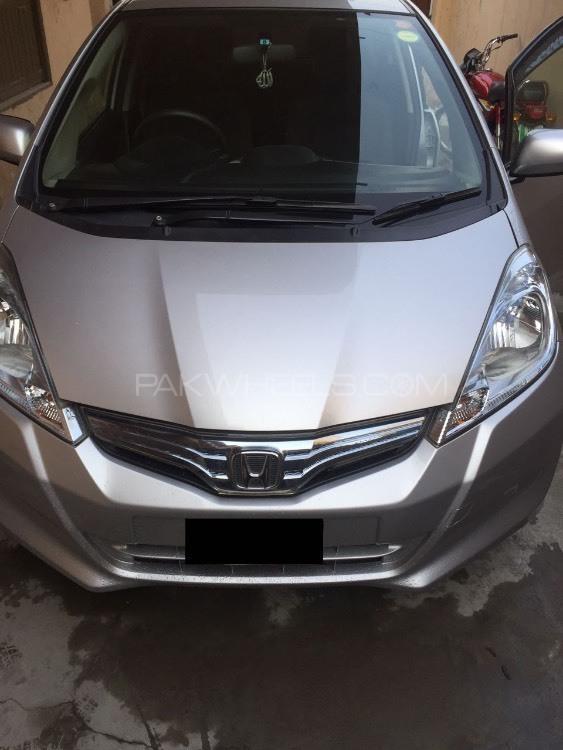 Honda Fit Hybrid 2011 Image-1