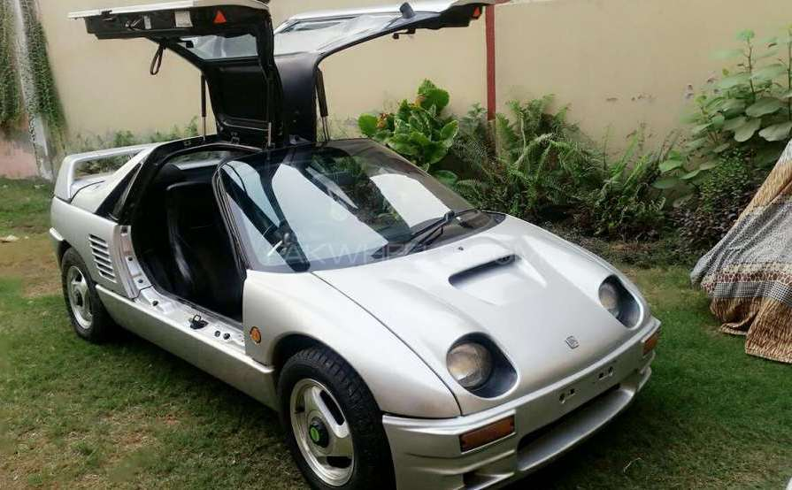 Mazda Az 1 1993 Image-1