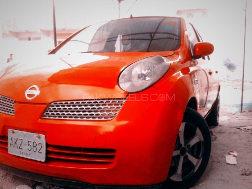 Nissan March Bolero 2002 Image-1