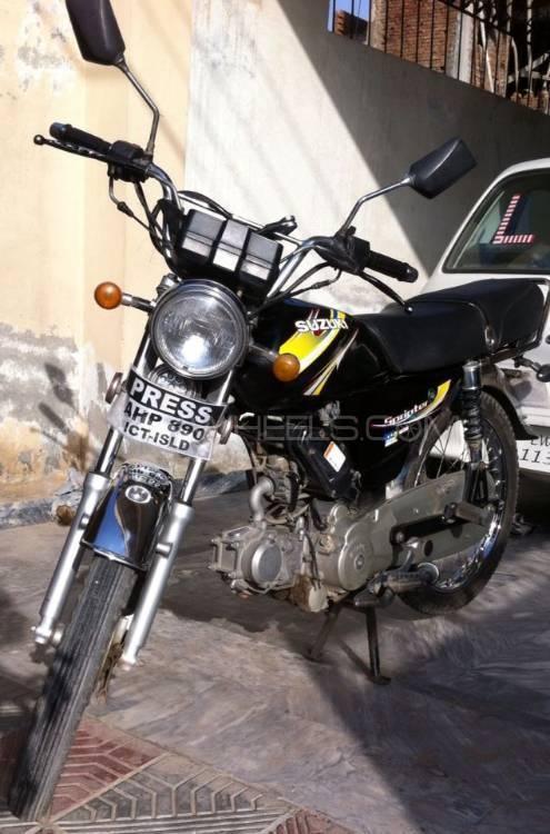 Suzuki Sprinter ECO 2012 Image-1