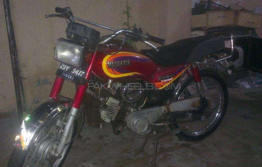 Yamaha Royale YB 100 2002 Image-1