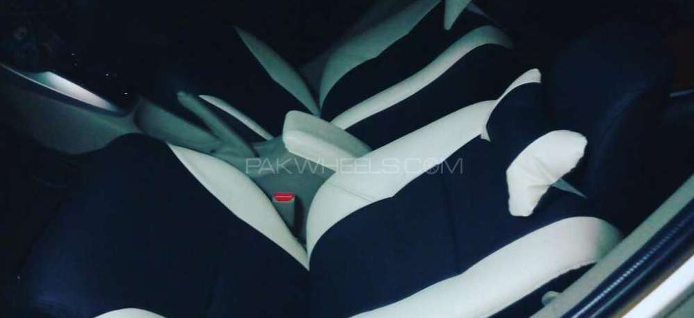 Custom Car Interior Ali Poshish Image-1