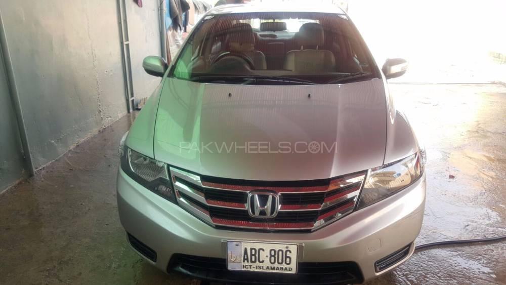 Honda City Aspire Prosmatec 1.3 i-VTEC 2016 Image-1