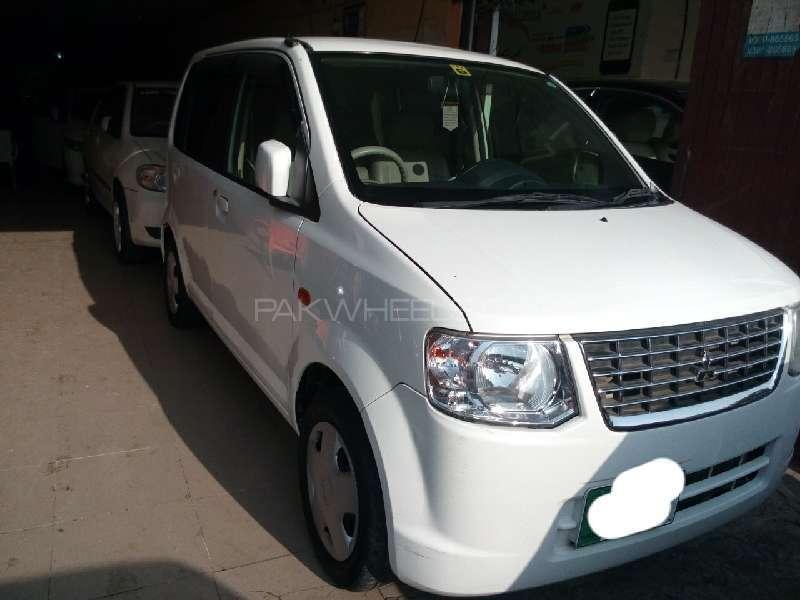 Mitsubishi Ek Wagon G 2012 Image-1