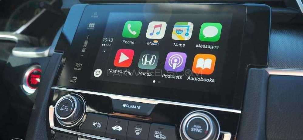 Navigation System Honda Civic 2016 Image-1