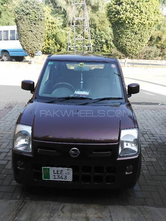 Nissan Pino 2008 Image-1