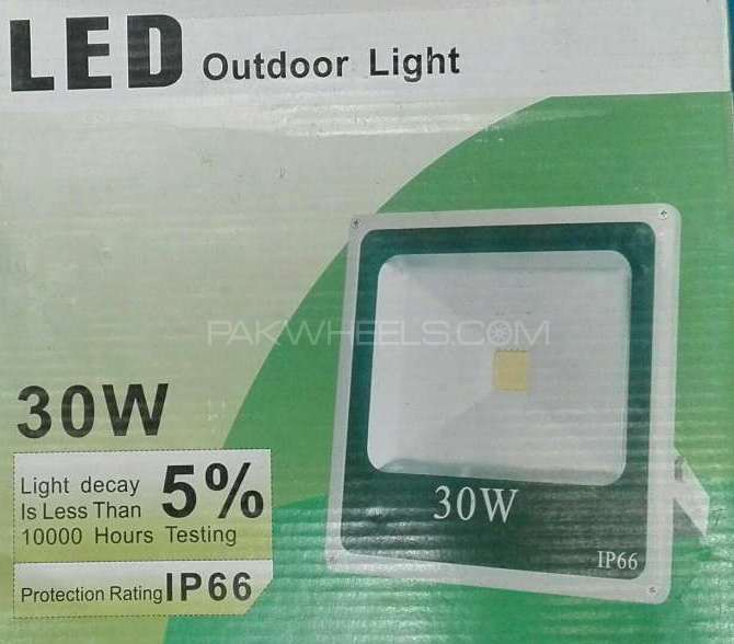 Outdoor lights led Image-1
