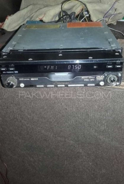 Pioneer DVD palyr in deach AVH6600 Image-1