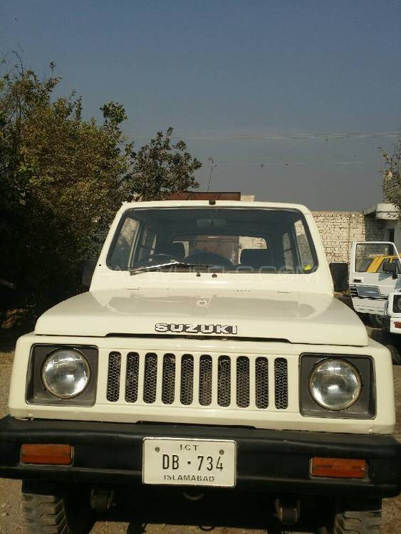 Suzuki Potohar 1982 Image-1