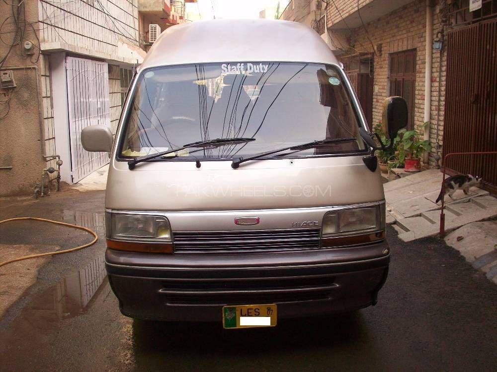 Toyota Hiace GL 1992 Image-1