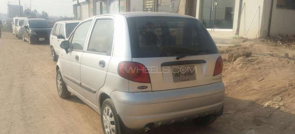 Chevrolet Exclusive LS 0.8 2004 Image-1