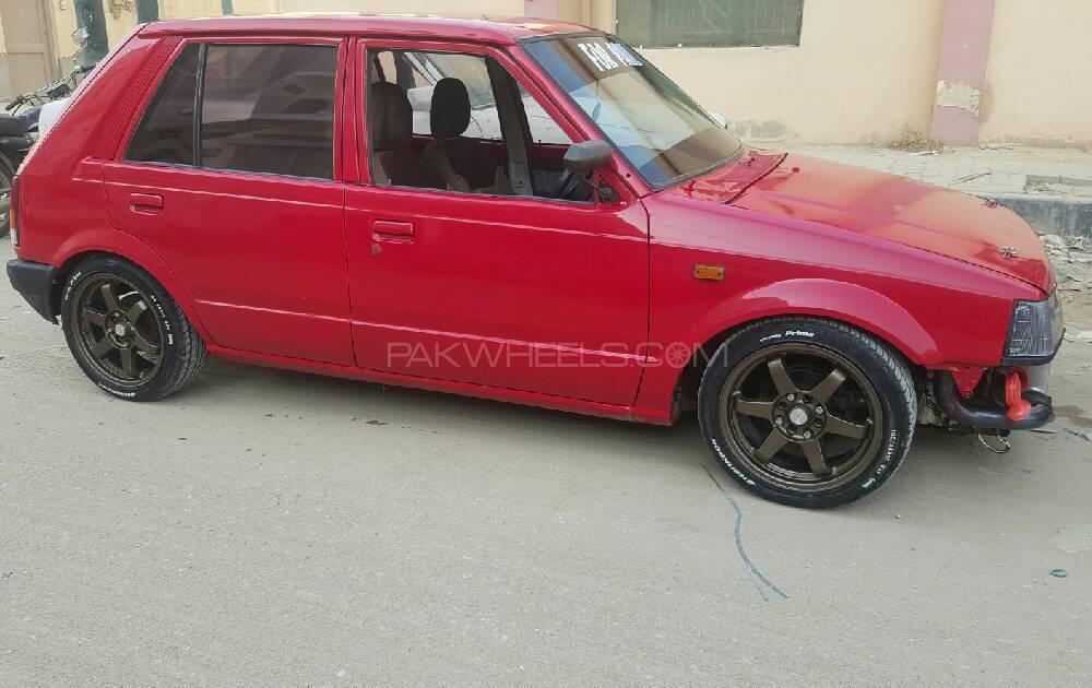 Daihatsu Charade CX 1986 Image-1