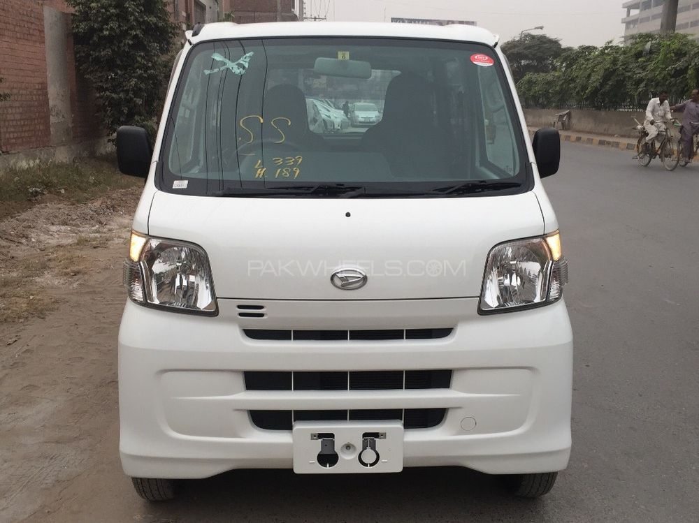 Daihatsu Hijet Deluxe 2012 For Sale In Faisalabad
