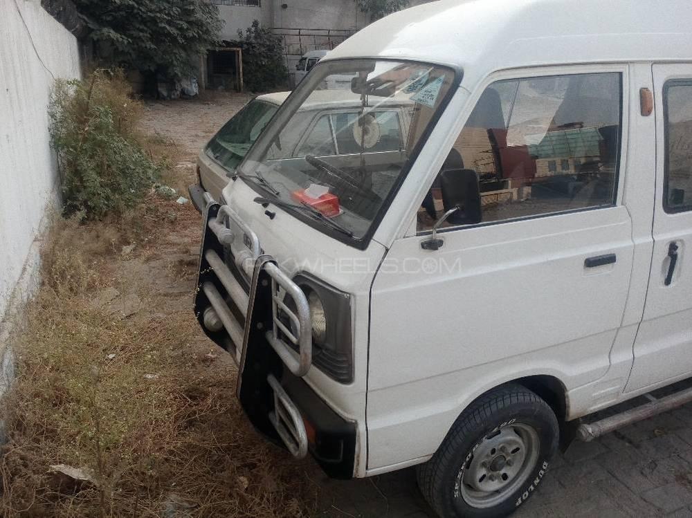 Suzuki Bolan 2007 Image-1