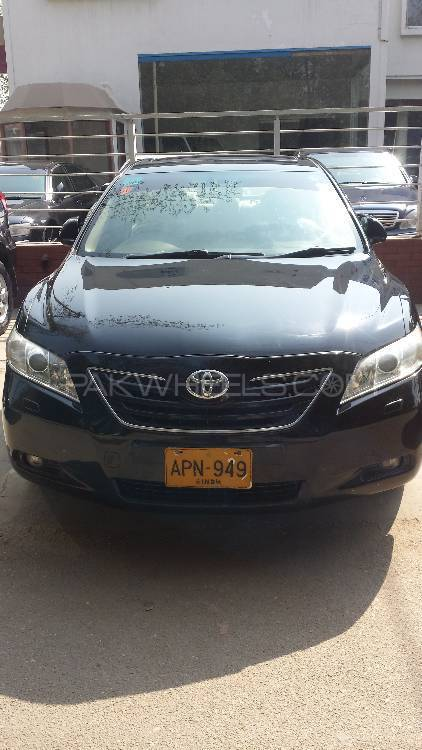 toyota camry g 2008 for sale in karachi pakwheels. Black Bedroom Furniture Sets. Home Design Ideas