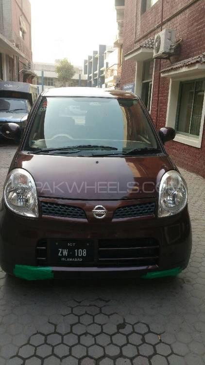 Nissan Moco 2008 Image-1