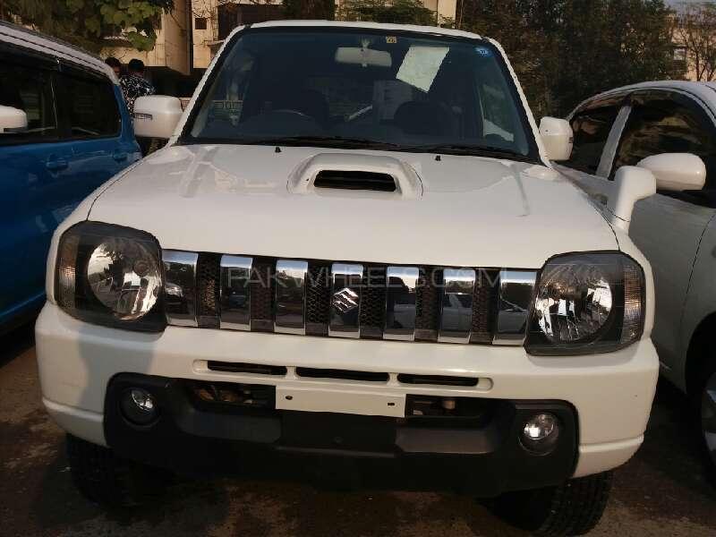 Suzuki Jimny JLDX 2011 Image-1