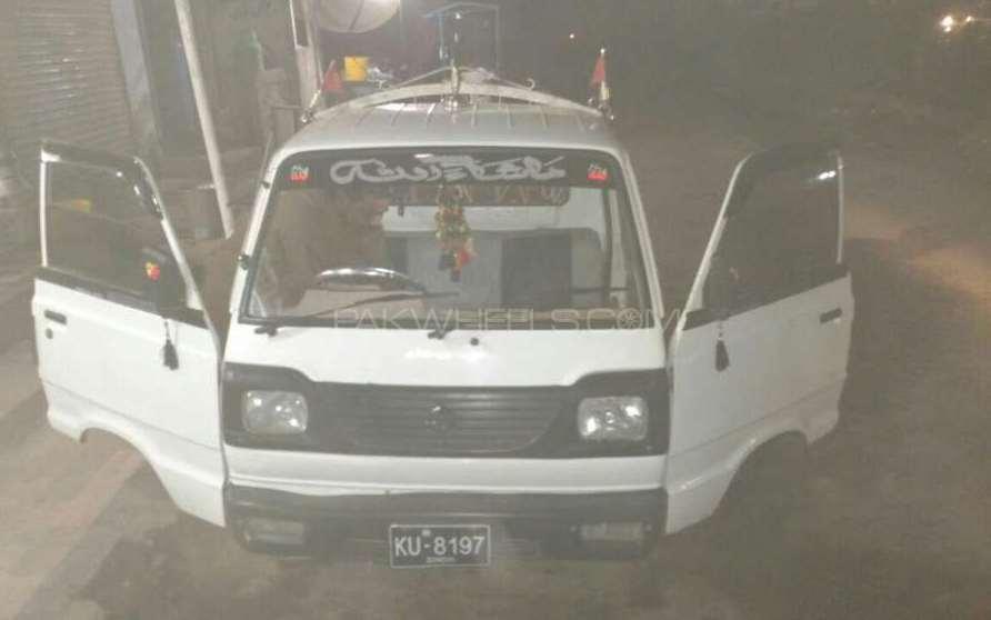 Suzuki Ravi Euro ll 2011 Image-1