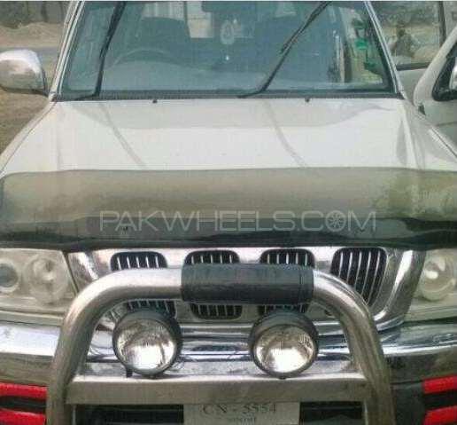 Toyota Hilux Tiger 2001 Image-1
