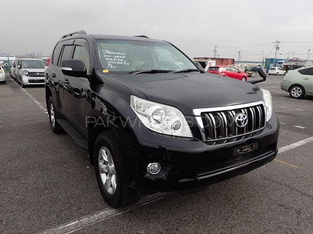 Toyota Prado TX 4.0 2012 Image-1